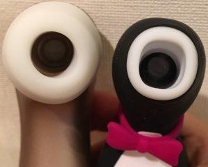 サティスファイヤPro2とペンギンの比較