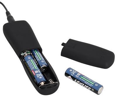 スリムエネマの電池交換